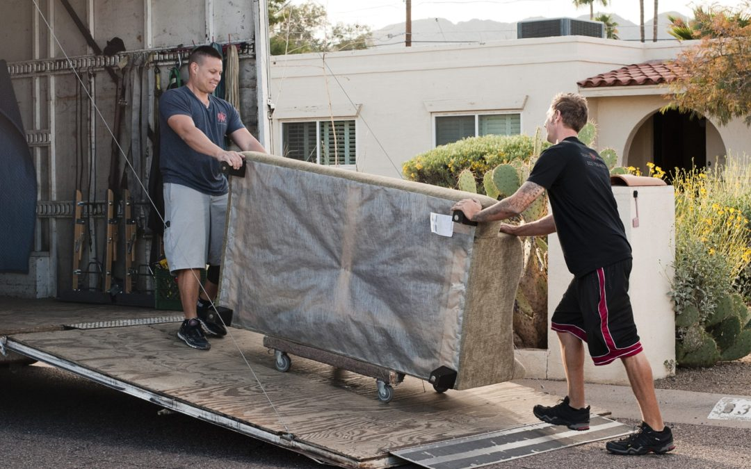 The Top 5 Risks of DIY Moving