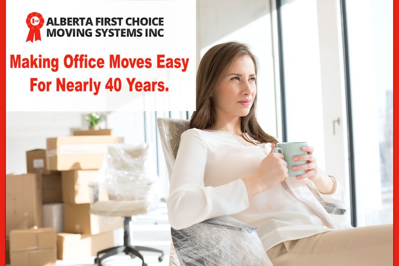 Making office moves easy for nearly 40 years.